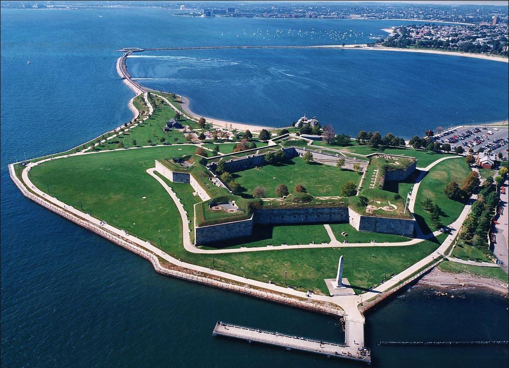 Castle-Island