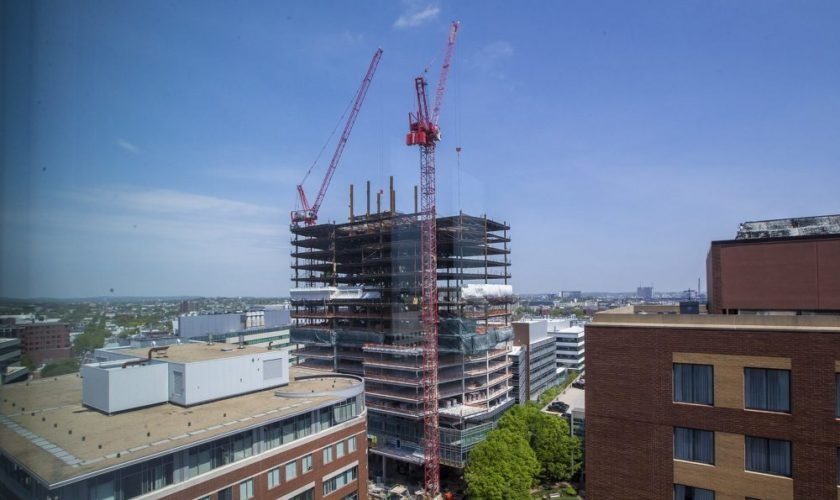 Why Startups In Boston Are Feeling The Squeeze. (Partly, It's The Real Estate)