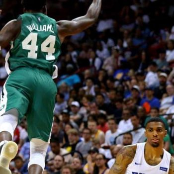 Magic number: can Robert Williams make big strides with little playing time?