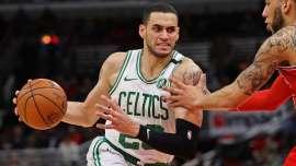 Report: Celtics trade Abdel Nader to Thunder