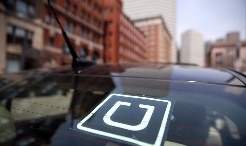Uber and Lyft not helping Boston's traffic congestion, new report suggests
