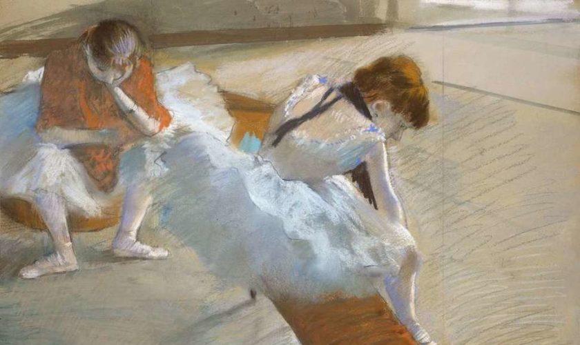 Museum of Fine Arts Boston Brings Degas Pastel to Life
