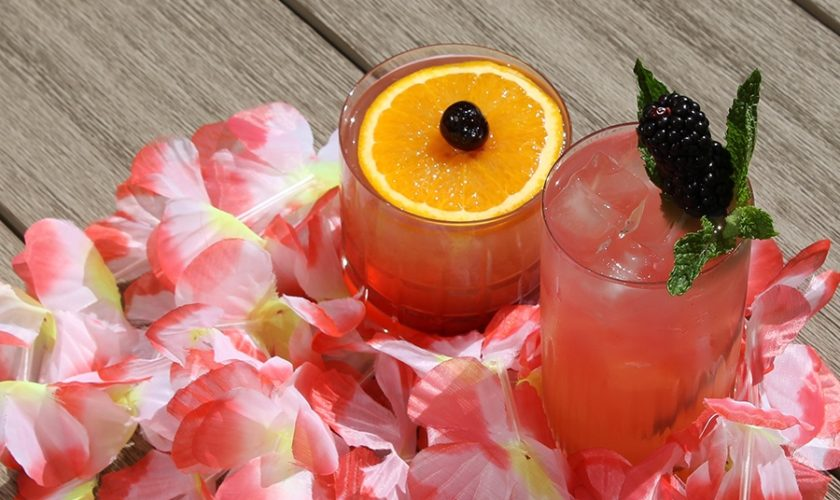 A Tiki Bar Is Popping Up in Cambridge This Summer