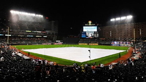 Red Sox not happy with O's handling of Wednesday's postponed game