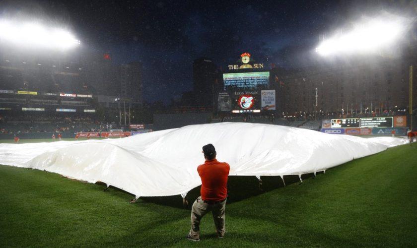 Boston Red Sox' game vs. Orioles postponed Wednesday night