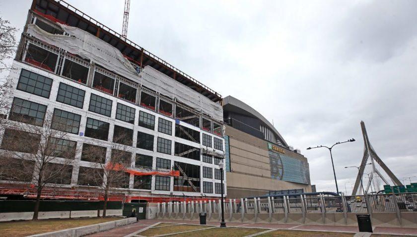 A soccer stadium 'next to Boston Garden'? Not so fast.