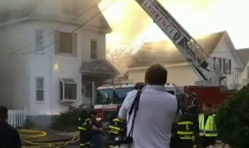 Columbia Gas customers file class-action lawsuit over Boston-area explosions, fires