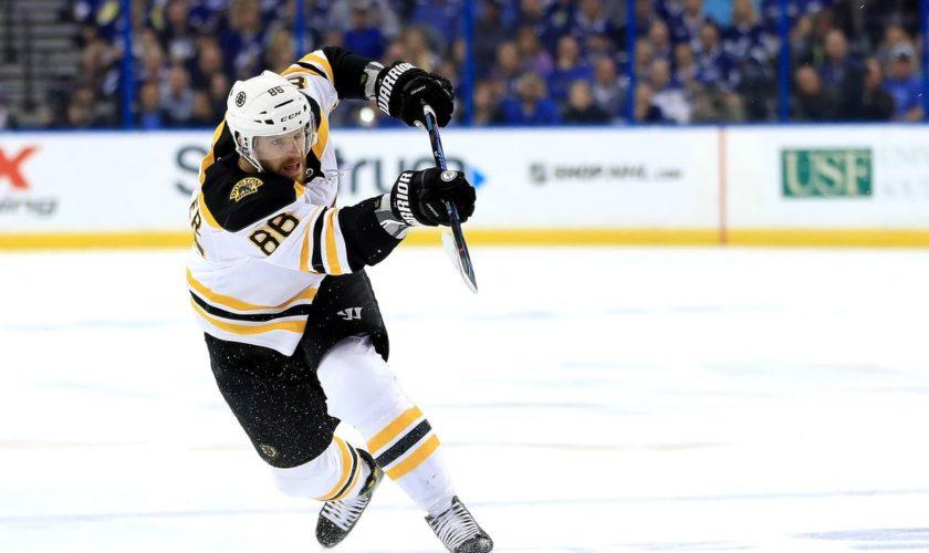 2018-2019 NHL Preview: Boston Bruins