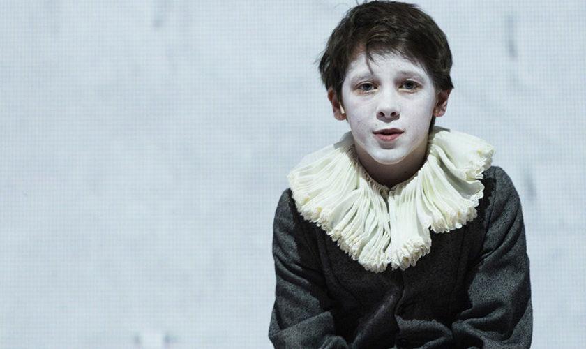 Child Actor Leaves Role Written For Him: Shakespeare's Forgotten Son