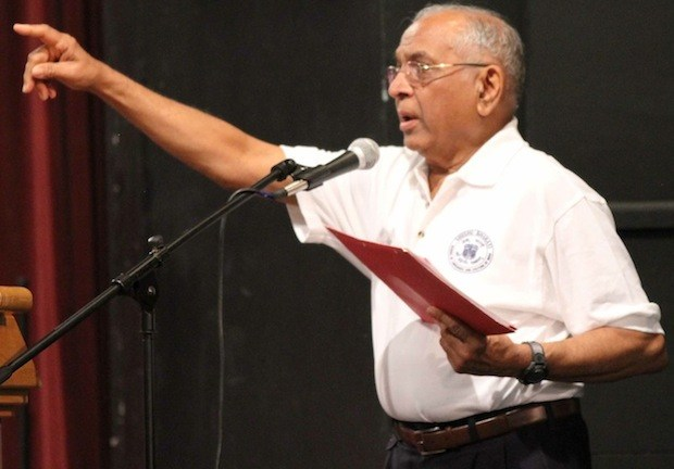 Vasant Jinwala: From First Indian Grocery Store in Boston to Serving Shishu Bharati for 40 Years