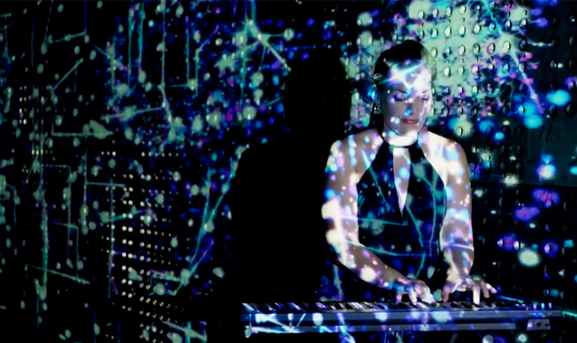 These Artists Made Stunning Music Videos Inside the Edison Power Plant