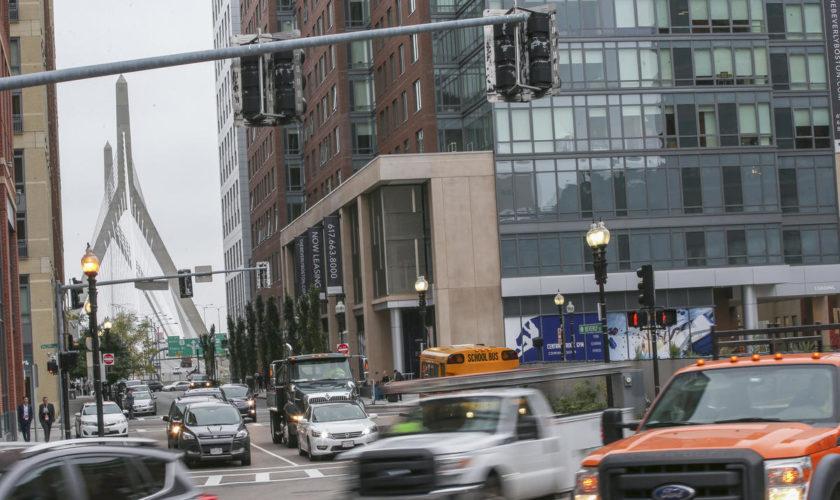 Choking on growth: More Boston traffic fuels poorer air quality