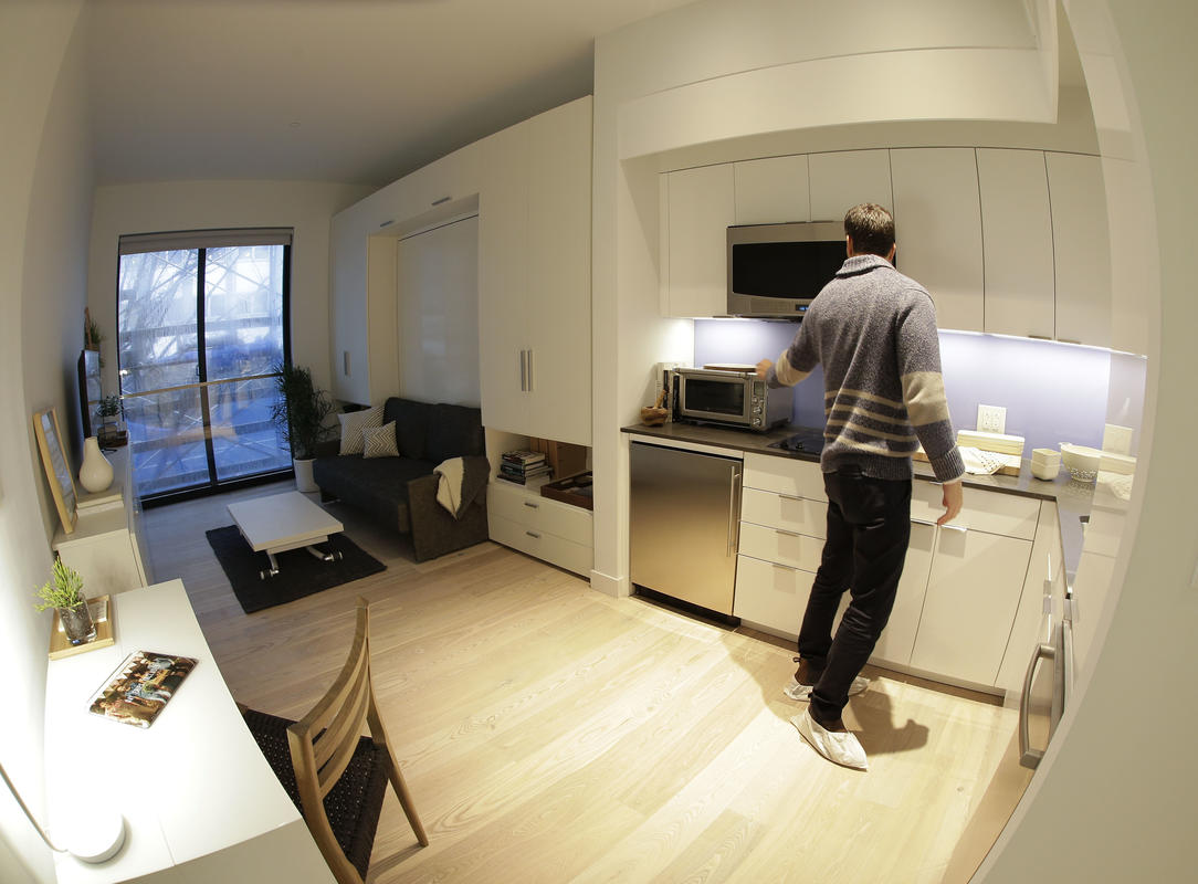 Micro Apartments Heading To Boston