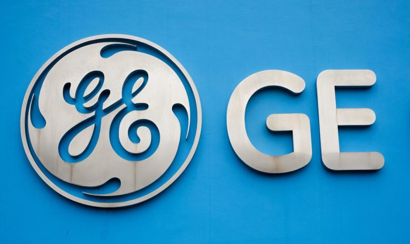 General Electric stock plunges