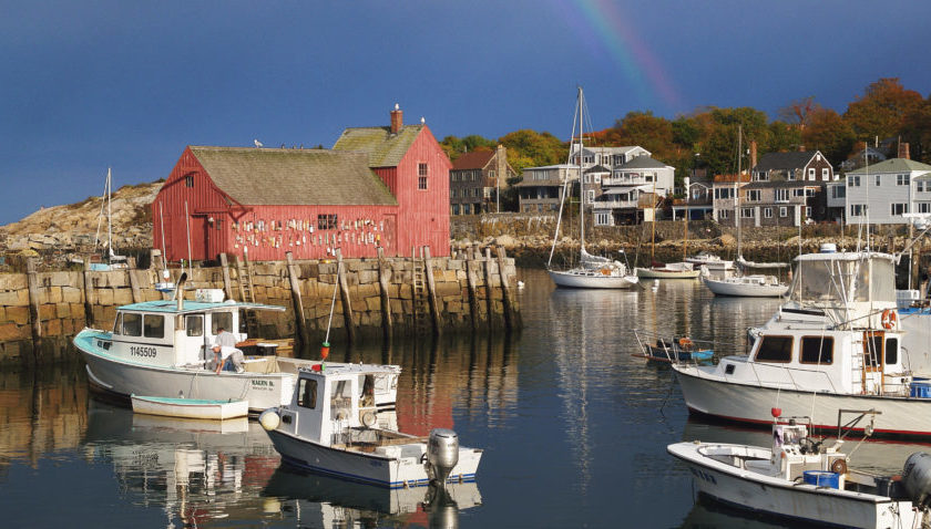 34 things to see and do while driving up the New England coast