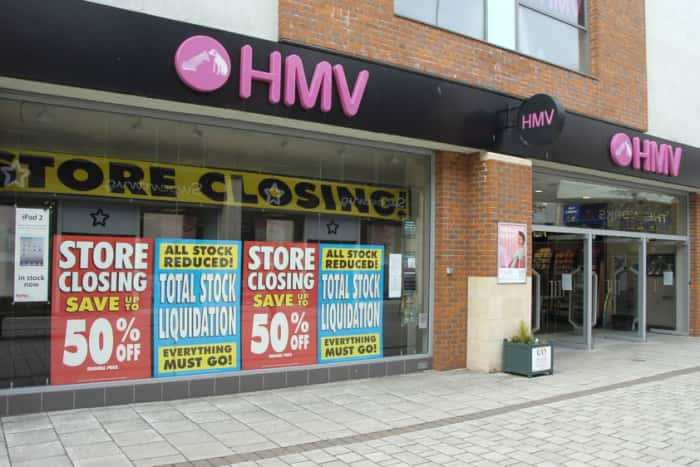 HMV searching for more staff for 'new store' in Boston