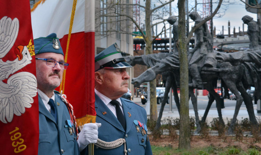 Polish freedom fighters deserve place of honor