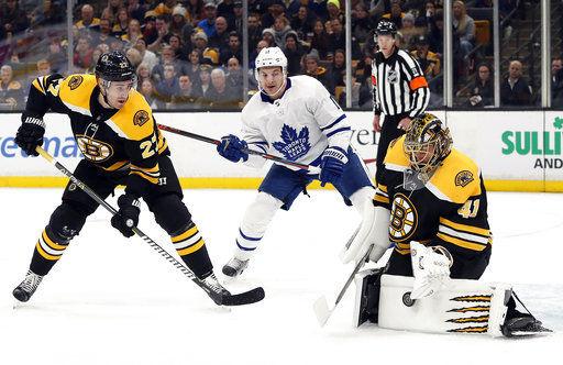 Gordo: Ex-Blues goaltender Halak re-emerges to save Bruins