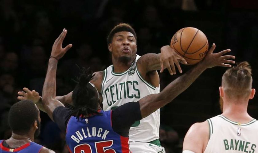 Irving scores 31, Celtics beat Pistons again 108-105