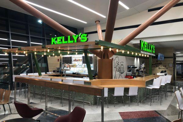 HMSHost opens Kelly's Roast Beef at Boston Logan International Airport