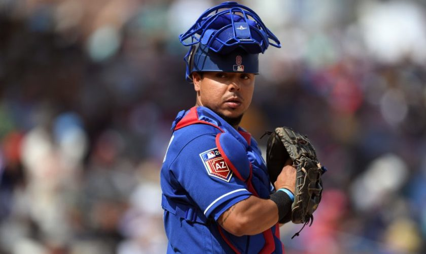 Red Sox, Juan Centeno Agree To Minor League Contract