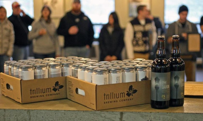Trouble brewing at craft beer darling Trillium