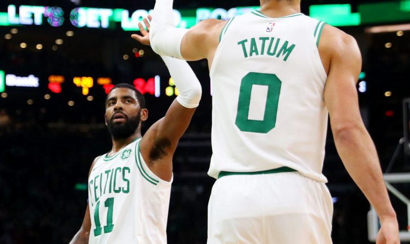 Celtics win 8th straight; players & coaches react (video pressers)