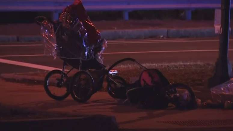 Driver arrested after child killed, woman and infant critically injured in Revere pedestrian crash