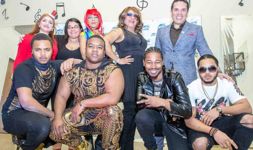 RAIN Boston Secor Presents Holiday Extravaganza