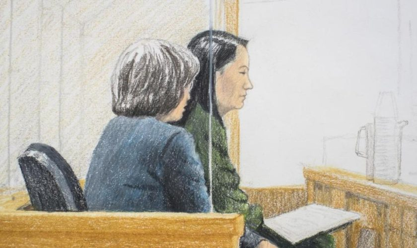 China protests Canada's detention of Huawei executive