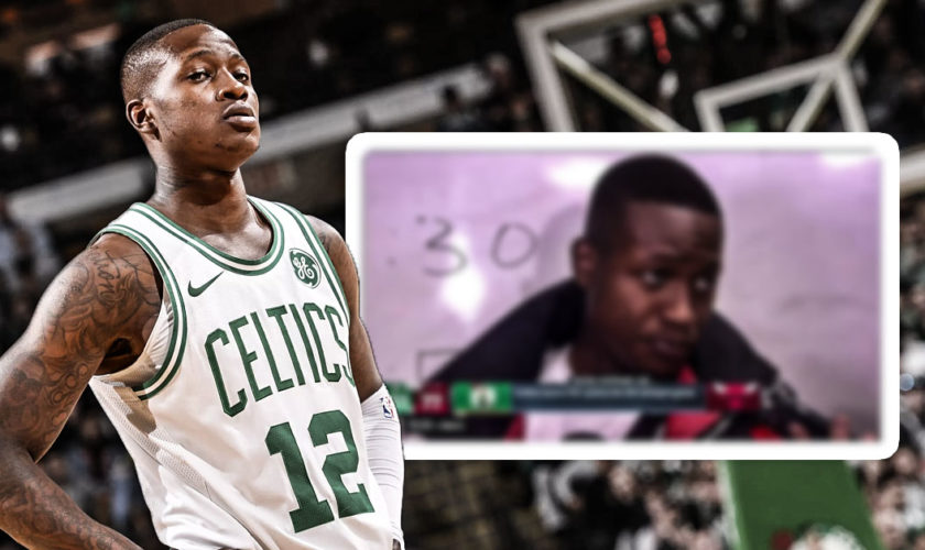 3f6d27a3d0c Terry Rozier tells Boston s critics to  shut up