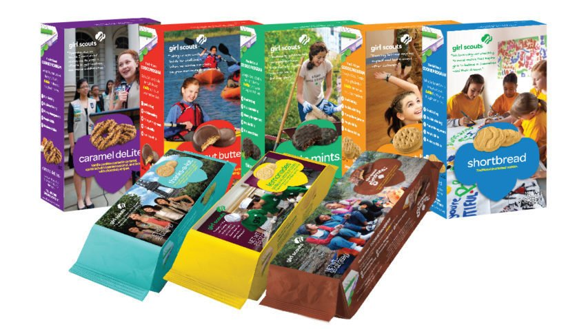 Girl Scout Cookie season has arrived. Here's where you can buy a box (or five).