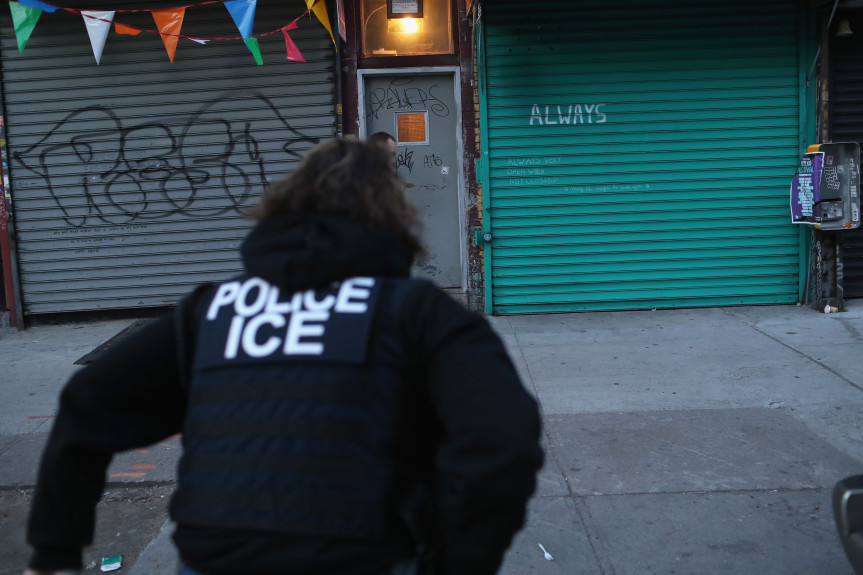 ICE raid nets over 50 illegal immigrants in New England