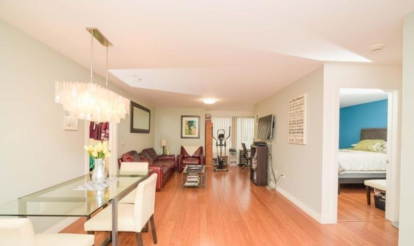 How much for a Dorchester one-bedroom near the Ashmont T stop?