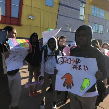 What Parents At Orchard Gardens School Are Protesting