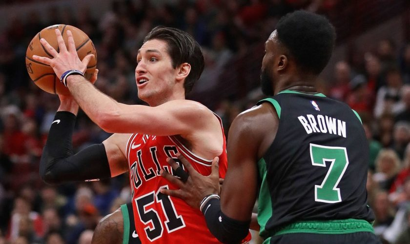 Boston Celtics: 3 standouts in historical stampeding of the Bulls