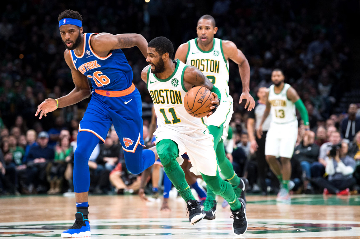 Knicks at Celtics: Boston is back and ready to cover big spreads
