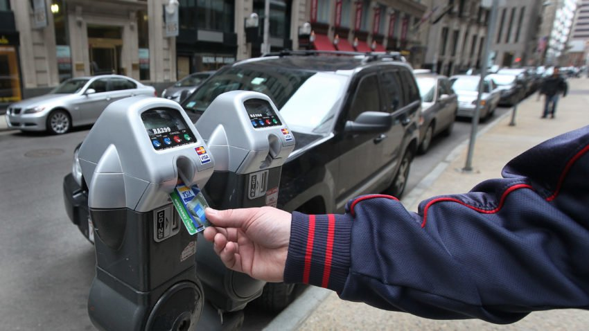This 'Waze for Parking' app just launched in Boston
