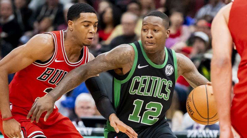 Terry Rozier Hopes Celtics' Winning Streak Gets Everyone To 'Shut Up'