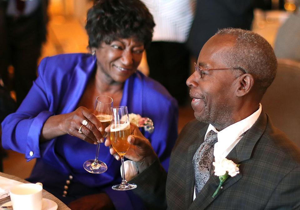 Photos: Boston couples celebrate 50 years (or more)