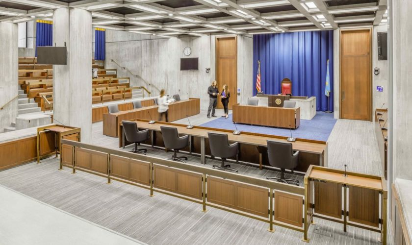Boston City Council chamber redesign focuses on accessibility