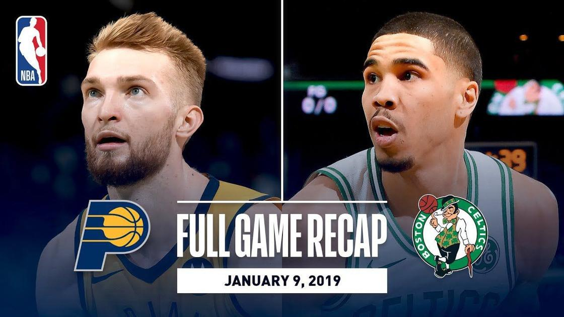 bf45748421a Full Game Recap  Pacers vs Celtics