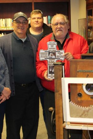 Boston Studio camera donated to Historical Society