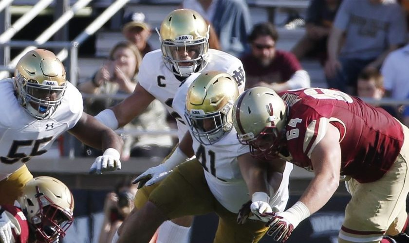 Boston College Football Roster Preview: Offensive Line