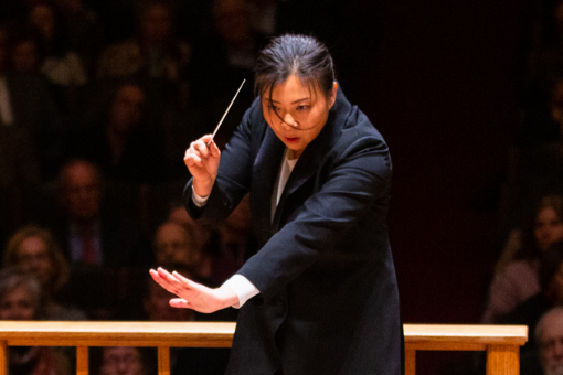 The Mendelssohns and Dvořák with Shiyeon Sung and the Boston Symphony