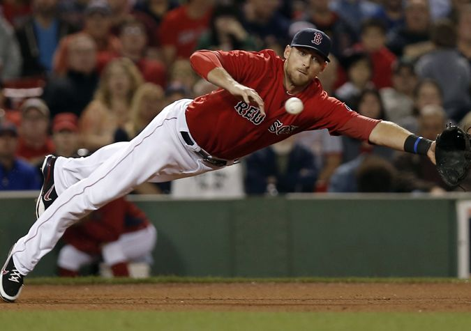 Former Red Sox third baseman Will Middlebrooks to retire
