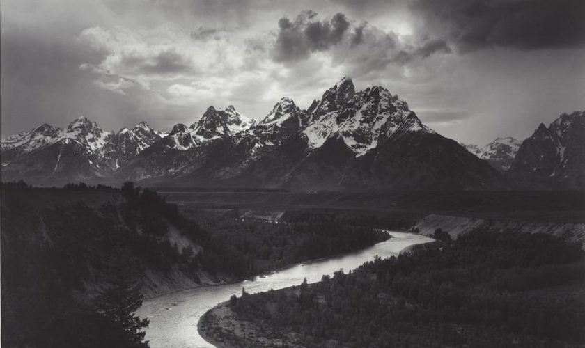 Boston's Museum of Fine Arts puts Ansel Adams in a new light