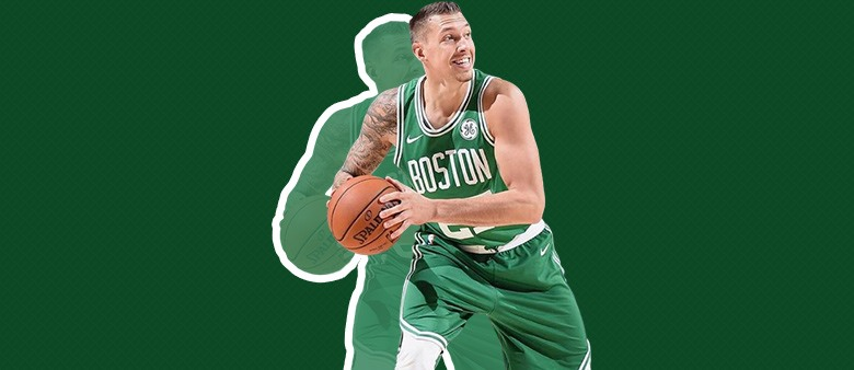 Daniel Theis is the Celtics' secret weapon