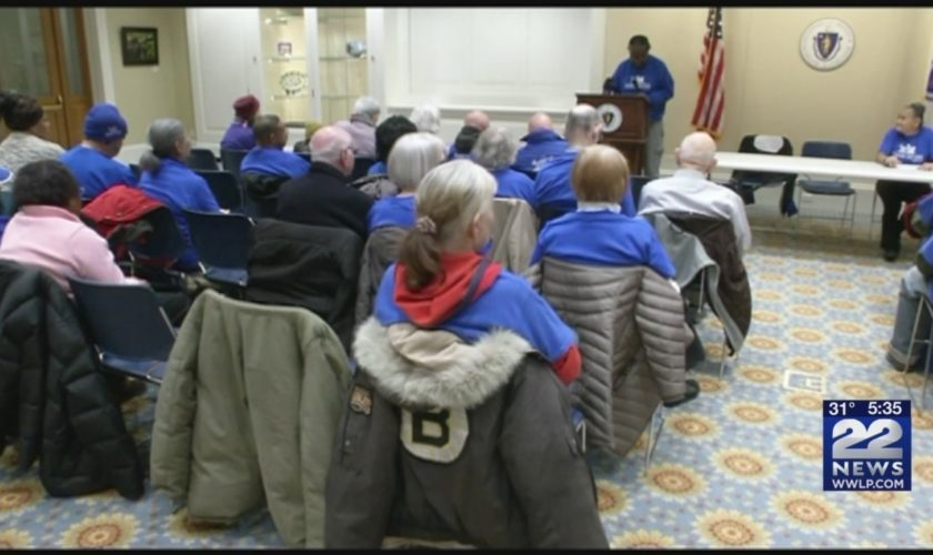 Seniors lobby at State House for better access to healthcare