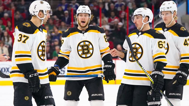 NHL Odds: Bruins Betting Favorites In Home Tilt Vs. Capitals